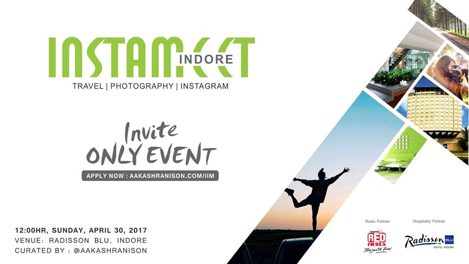 Instagram meetup Indore